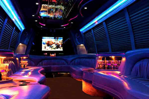18-passenger-party-bus-Germantown Party Bus Germantown, WI – Limo Service