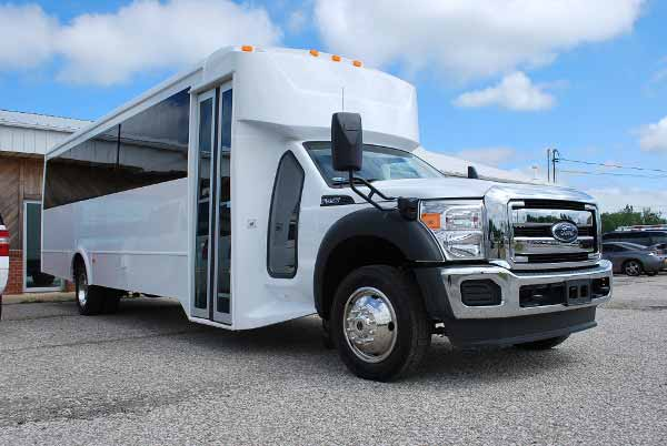 18-passenger-party-bus-River-Hills Party Bus River Hills, WI – Limo Service