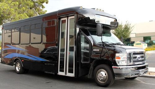 Madison 18 Passenger Party Bus