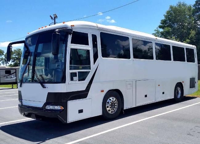 Madison 36 Passenger Shuttle Bus