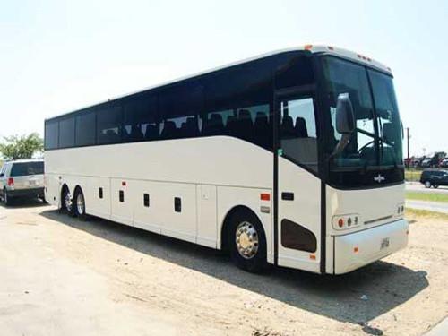 Madison 56 Passenger Charter Bus